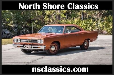1969 Plymouth Road Runner - NUMBERS MATCHING HEMI ENGINE-4-SPEED MANUAL-LOW MILES