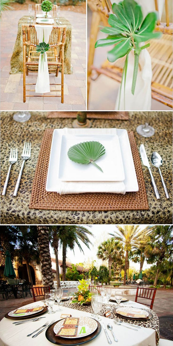 African Wedding Ideas & Decor   http://www.yesbabydaily.com/blog/african-wedding-ideas-decor