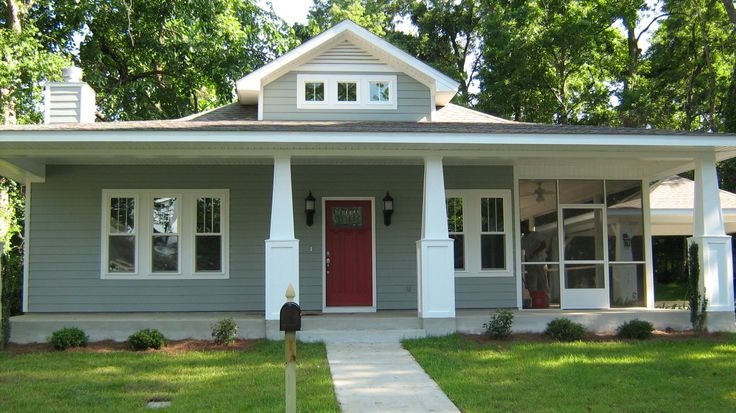 The barbara 3 beds 2 baths 1484 sq ft large front for Open house plans with porches