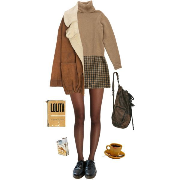 A fashion look from April 2017 featuring Wunderkind coats, Wolford tights and Dr. Martens shoes. Browse and shop related looks.