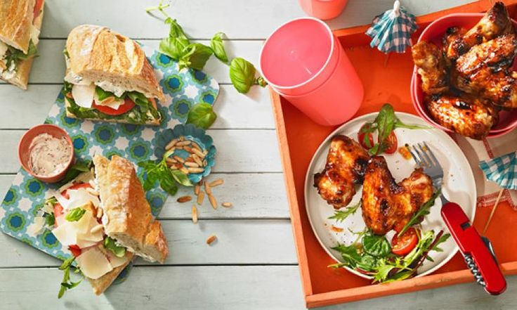 Picknick-Tipps von Sandwich bis Chicken Wing