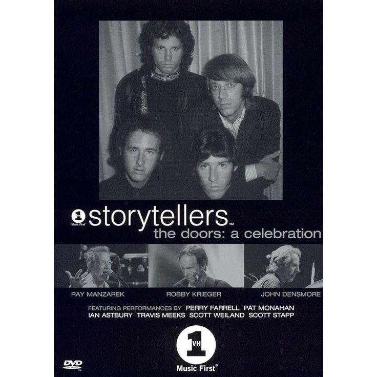 The Doors: A Celebration - VH 1 Music First Storytellers