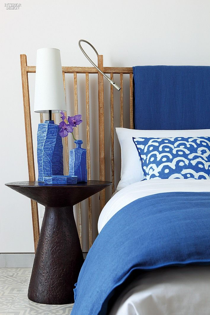 Point Yamu Resort by COMO. Firm: Paola Navone