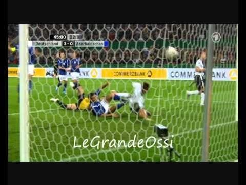 Deutschland Aserbaidschan 6:1