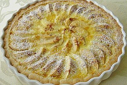 Schweizer Apfelwähe (Rezept mit Bild) von Kondi73 | Chefkoch.de