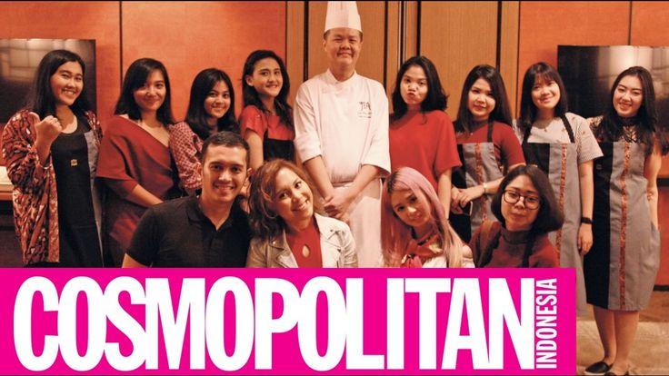 Cooking Class Cosmo Club Bersama JIA Dining, Shangri-La Jakarta