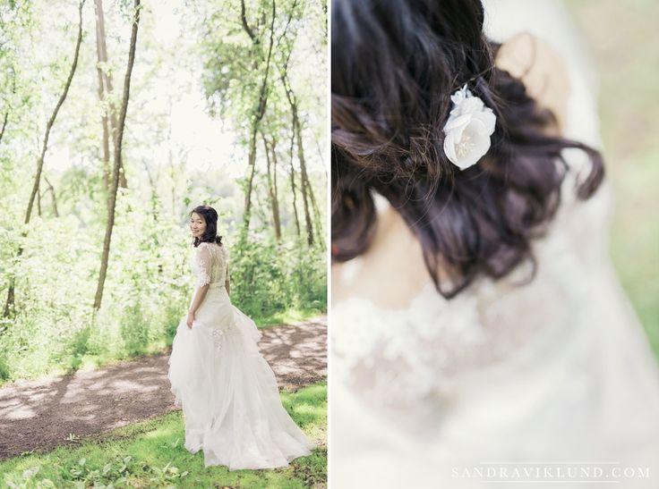 Bride | Portrait | Wedding Bride | Wedding hair | Wedding dress