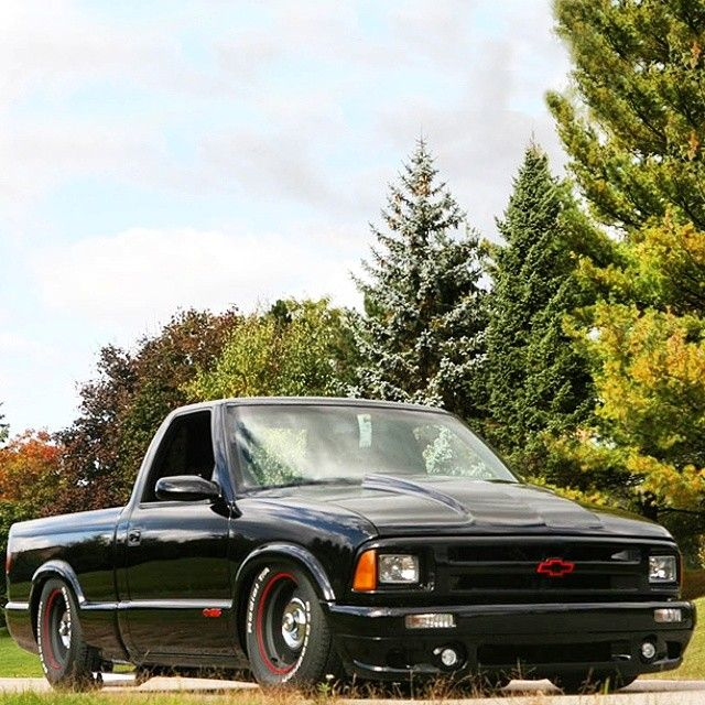 s10 pickup