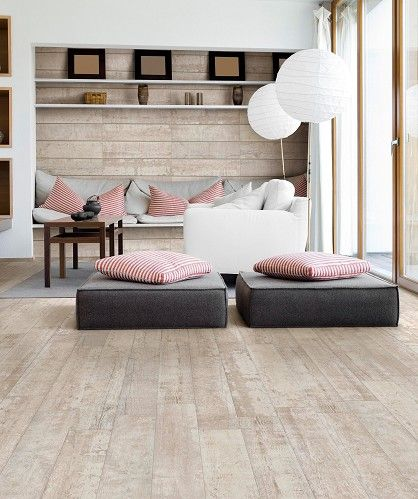 Cornish Driftwood Light Beach House Effect Flooring From