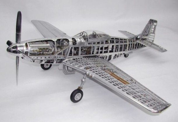 Unrealistic and Cool Aircraft Model