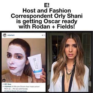 Yes, even celebrities use Rodan + Fields! #Rodanan…