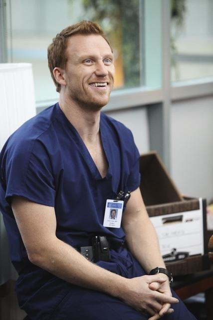 Kevin McKidd.  I just have a weakness for my Grey's boys <3