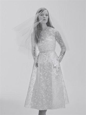 Elie Saab: la prima collezione di abiti da sposa - VanityFair.it