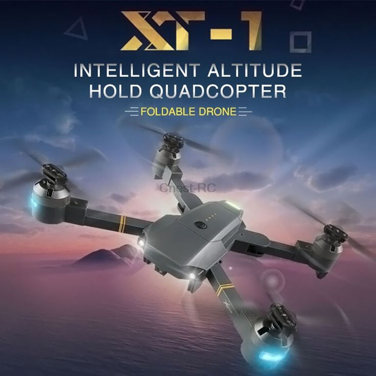 2017 New Toy XT-1 Drone With Camera HD Foldable RC Drones 2.4G 4CH 6-Axis RC Helicopter Real Time Quadcopter WIFI FPV RTF Dron //Price: $0.00//     #shopping