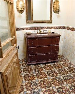 Les 25 meilleures idées de la catégorie Salles de bains de style ...