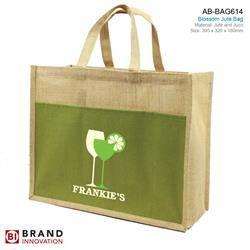 eco friendly shopping bag #jutebag #ecofriendlybagsouthafrica #supplierofbagsinsouthafrica