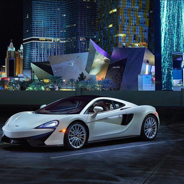 Since #SEMA has taken over Las Vegas right now, our #wednesdaywant is this gorgeous factory spec 570GT. It already comes with plenty of power and style, but it would be cool to see what the talented guys at SEMA could do with this as a donor car! #McLaren #mclaren570gt #570gt #lasvegas #SEMA #sema2017 #vegasskyline #sportseries #instapic #instacar #carstagram #carsofinstagram #cars #supercars #instagood #tuning #performance #lookingfaststandingstill #design #styleinspo #millionairemindset