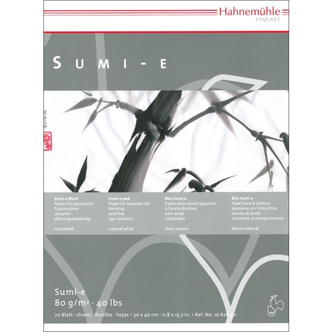 sumi-e hahnemhle