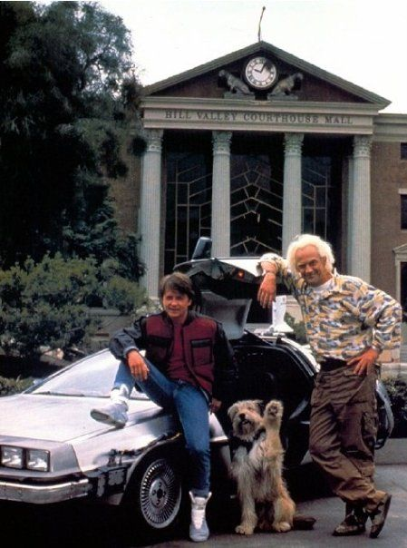 Back to the Future Lead Cast
