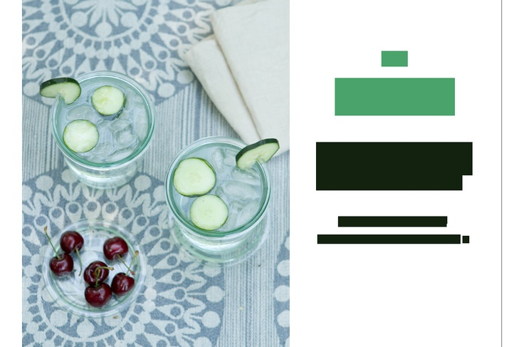 cucumber cooler | Refreshing Drinks | Pinterest