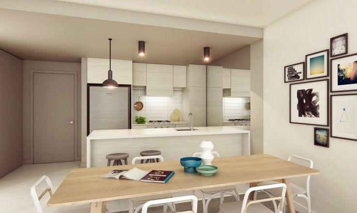 Rye Lofts - Mim Design