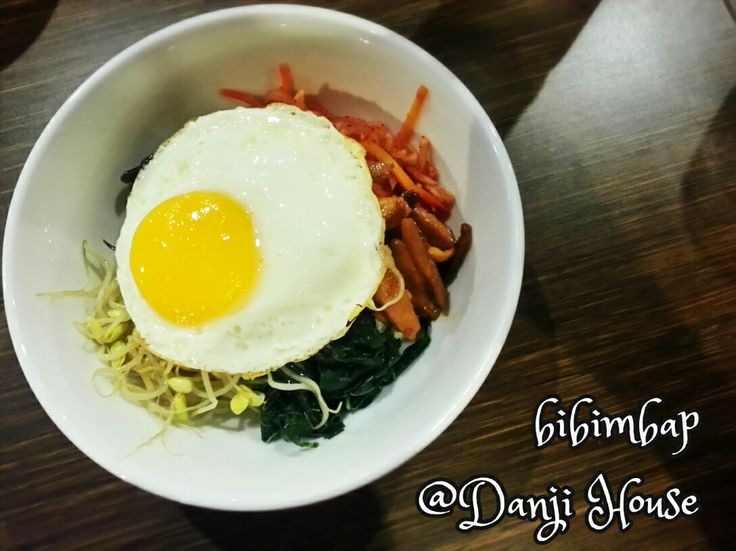 Bimbimbap (korean food) - Danji House (Jalan by pass ngurah rai) - 95