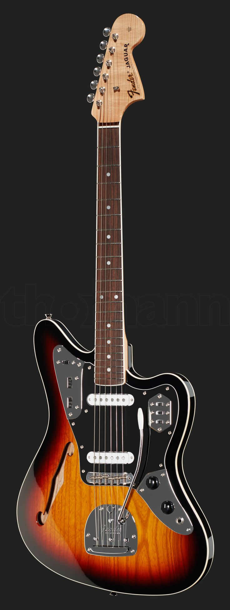 Fender Jaguar Thinline SB