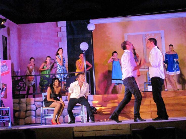 KASSIOPI theatre team