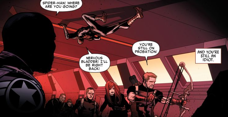 "Avenging Spider-Man #20 - ""The Chameleon Sanction"" (2013)"