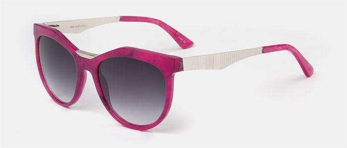 Modelo mó sun geek 50a c.b dark pink/silver by Multiópticas. Entra en la web y pruébatelas.