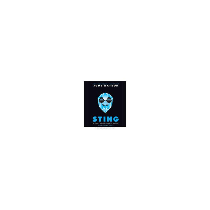 Sting (Unabridged) (CD/Spoken Word) (Jude Watson)