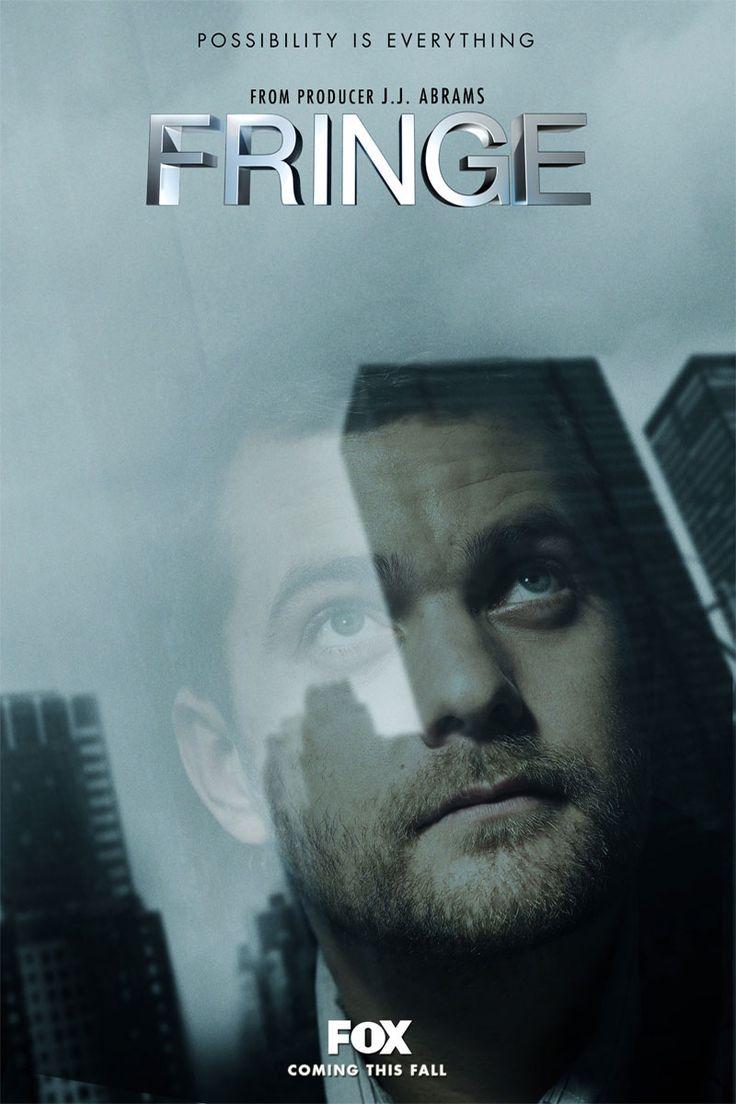 Possibility is Everything - Fringe - Season 1 Poster - Joshua Jackson as Peter Bishop