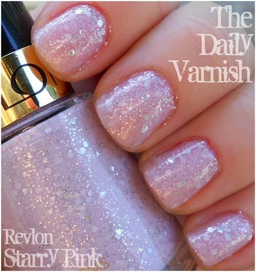 Shimmer And Sparkle Nail Polish: 10+ Best Ideas About Glitter Nail Polish On Pinterest