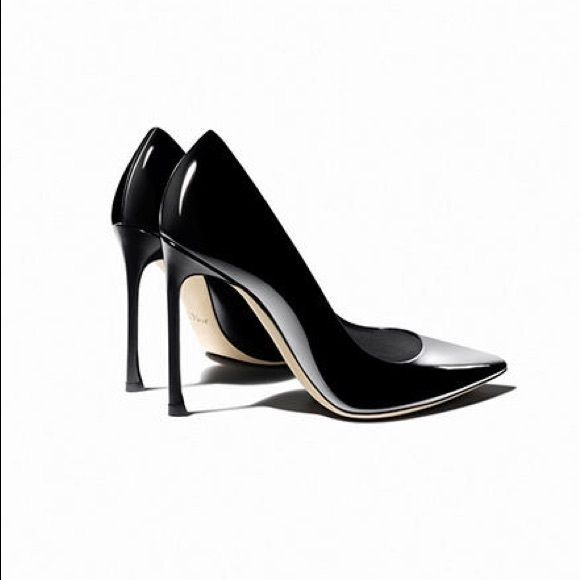Christian dior shoes, Pointed toe heels