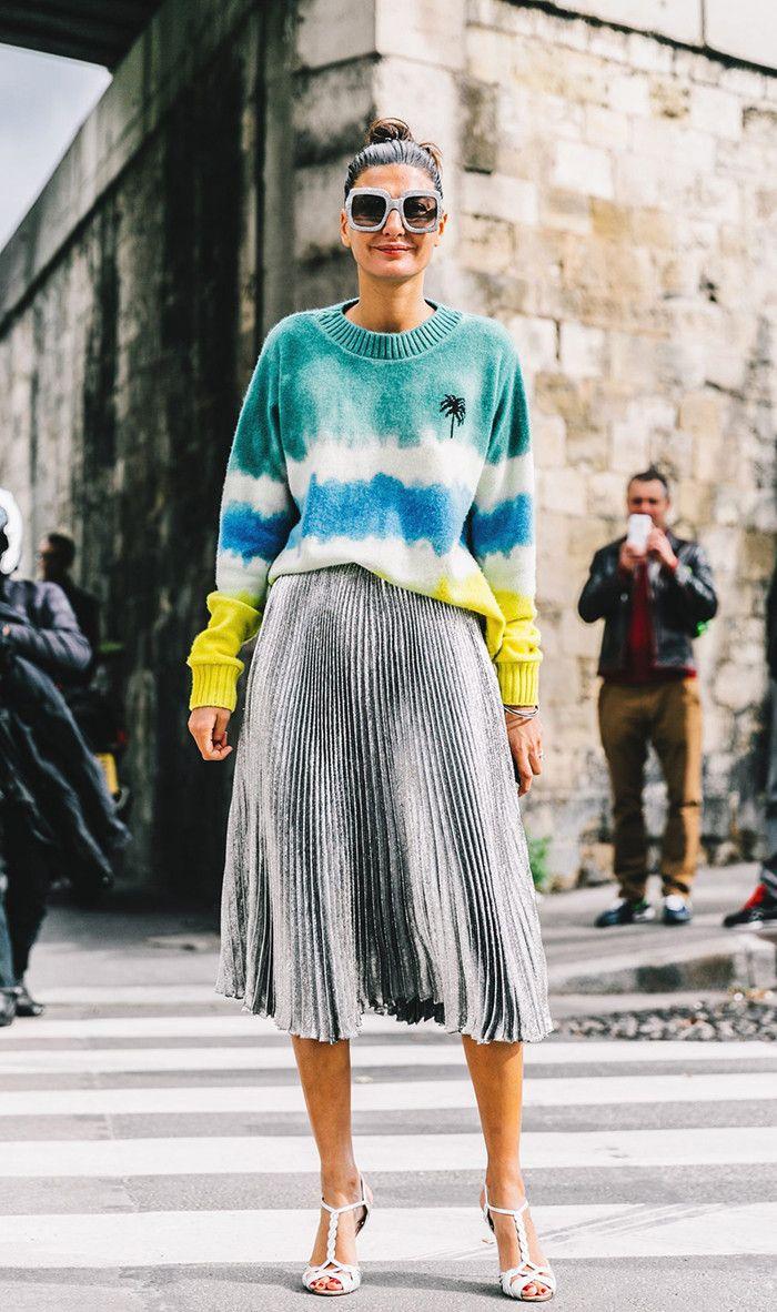 Αποτέλεσμα εικόνας για Giovanna Battaglia skirt with folds