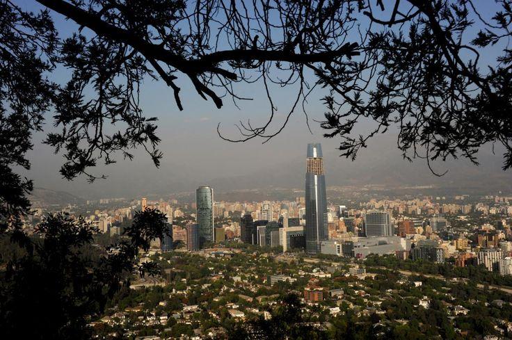 Gran Torre Santiago Observation Deck