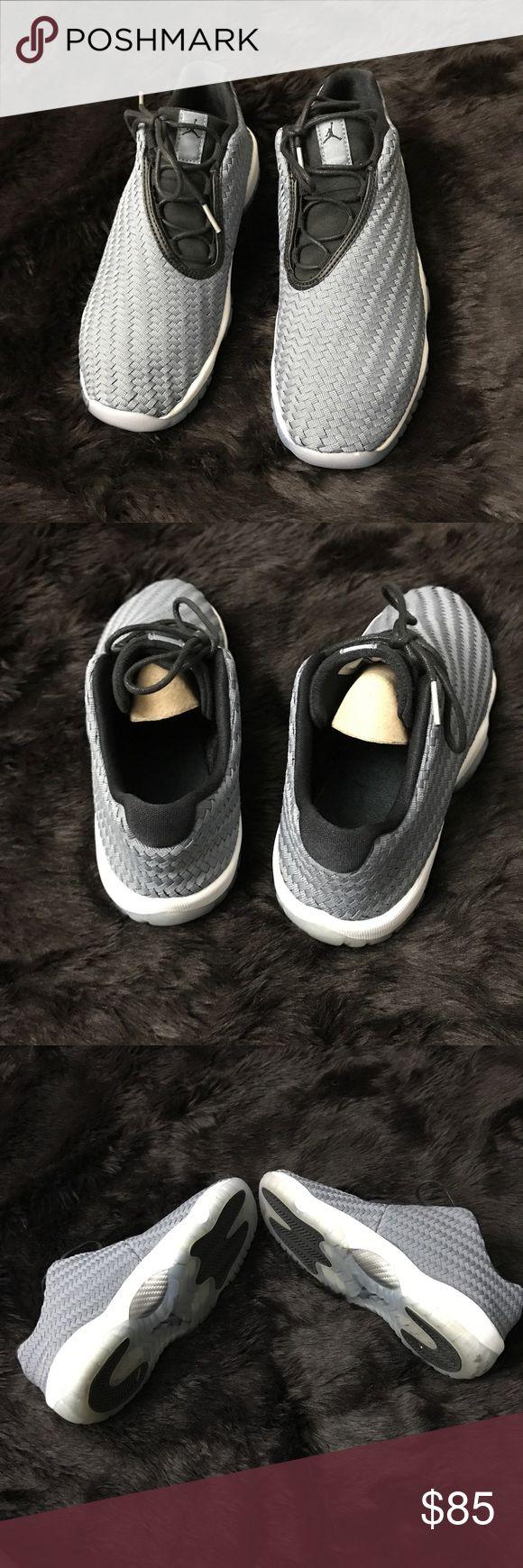 ✨Jordan Future Low 6Y✨ Like new! Worn once 100% authentic Jordan Shoes Sneakers