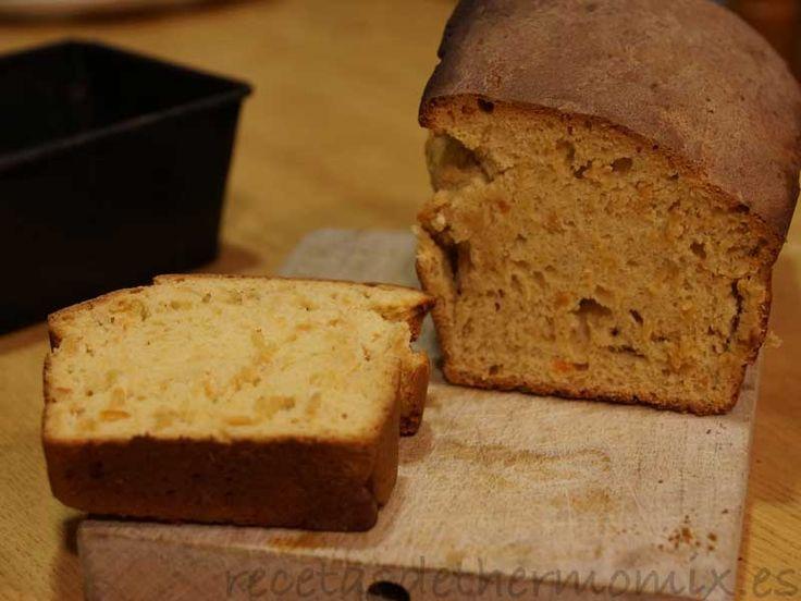 Pan de naranja confitada - http://www.recetasdethermomix.es/masas/pan-de-naranja-confitada.html