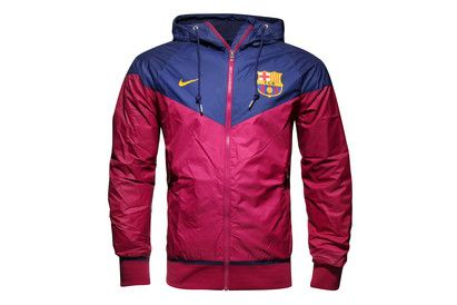 Nike FC Barcelona 16/17 Authentic Windrunner Jacket Compact, stylish protection from the elements, the FC Barcelona 16/17 Authentic Windrunner Jacket is ready for life on the go.Made by Nike from polyester, a shell-like feel helps keep the weight to a  http://www.MightGet.com/february-2017-2/nike-fc-barcelona-16-17-authentic-windrunner-jacket.asp