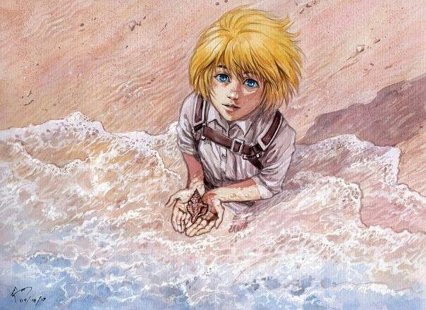 Armin | Shingeki no Kyojin | Attack on titan | SNK