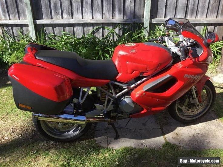 Ducati st2 sport tourer #ducati #st2 #forsale #australia