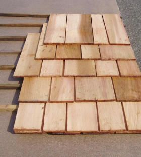 18 best dak images on pinterest building construction for Multi cedar shingles