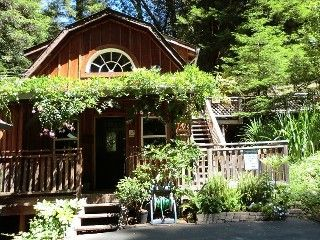Quiet clean modern cabin in the redwoods in a safe and secure redwood valley. Close to town and beaches & UCSC just minutes away. Enjoy the sites and sounds of nature while enjoying your morning coffee or evening wine ...