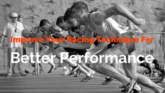 Improve your racing technique for better performance | Best running shoes review