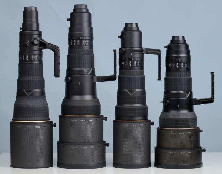 Nikon Super Telephoto Lenses
