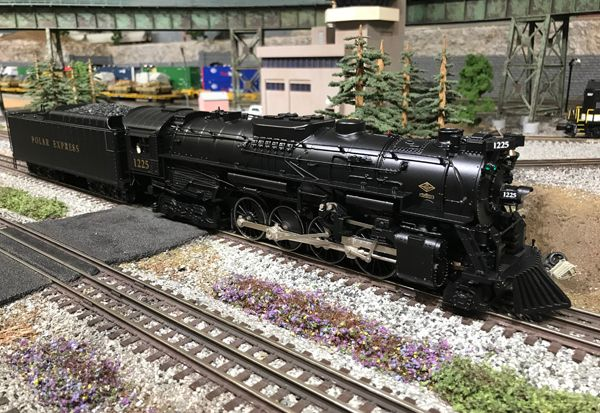 2020 Christmas Train O Guage O gauge scale Polar Express 2 8 4 Berkshire from Lionel | Model