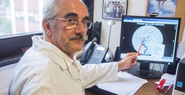 FIGYELEM! Neurológus állítja: Ha a stroke áldozatát 3 órán belül elkezdhetem kezelni, teljesen visszafordítható az állapot. Ha Ezt mindenki ...