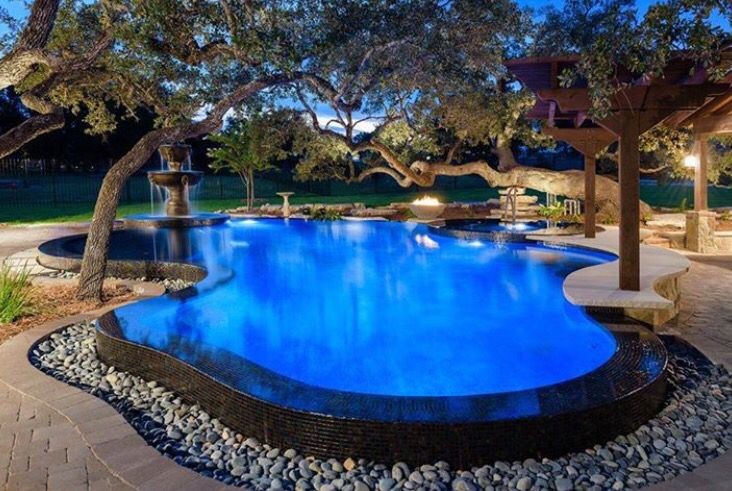 53 best awesome pool finish images on pinterest pools for Pool designs victoria