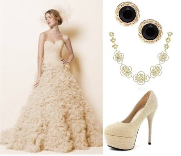 Would You Wear in the Winter Wedding Dresses