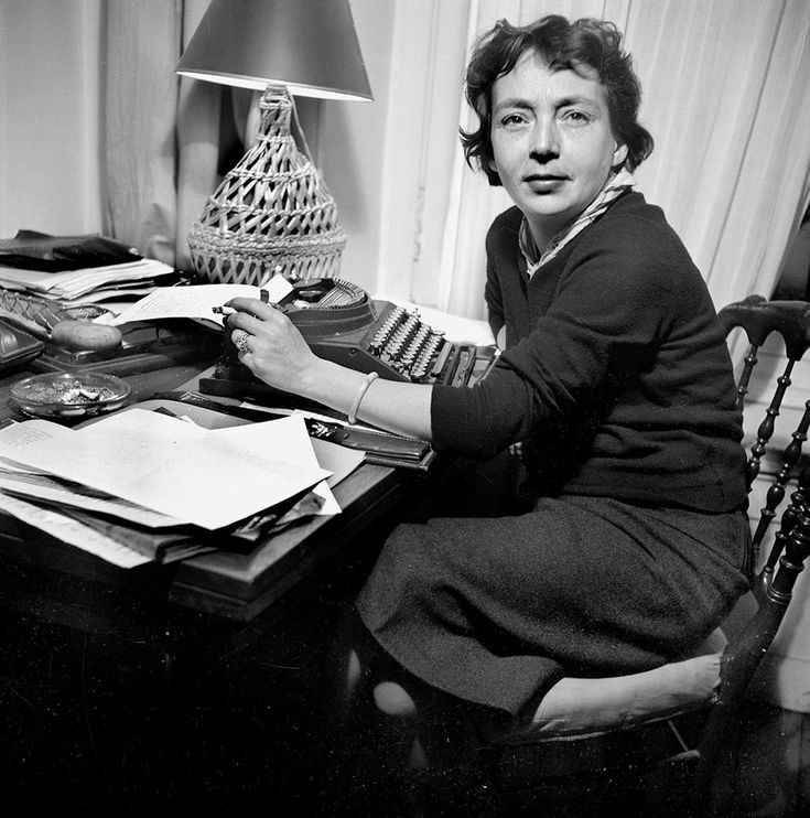 Marguerite Duras -   French novelist, playwright, scriptwriter, essayist, and experimental filmmaker.